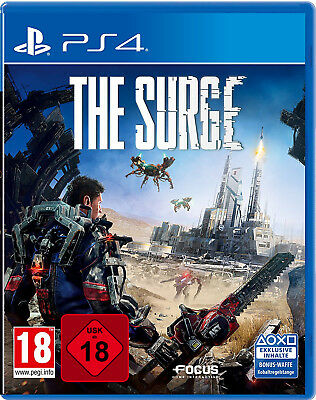PS4 Spiel The Surge Uncut NEU&OVP Playstation 4 Paketversand