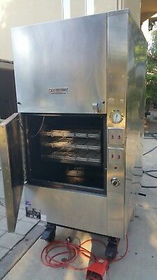 Old Hickory Pits ELES Commercial BBQ Smoker 2012 Model