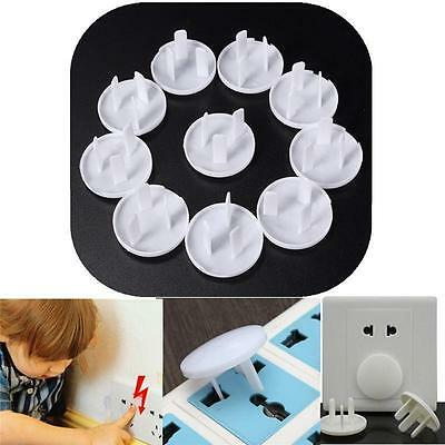 Cool!! 20 Pcs Power Socket Outlet Plug Protective Cover Kids Safety Protector