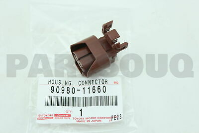 Genuine Toyota Housing Connector F 90980-12611