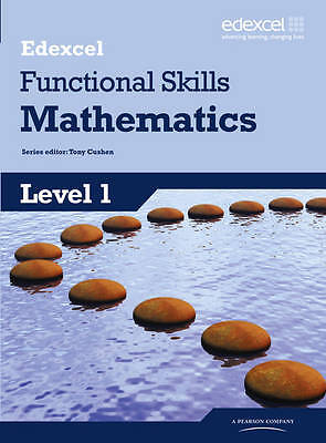 Edexcel Functional Skills Mathematics Level 1 Student Book: Level 1 by Pearson …