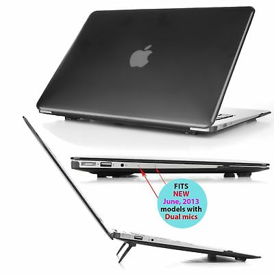 Hard Shell Cover Case w/ FREE-Keyboard Cover for Apple Macbook Air Dow Material