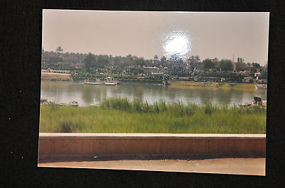 EARLY OPERATION IRAQI FREEDOM 1st ARMORED DIVISION PHOTO - TIGRIS RIVER