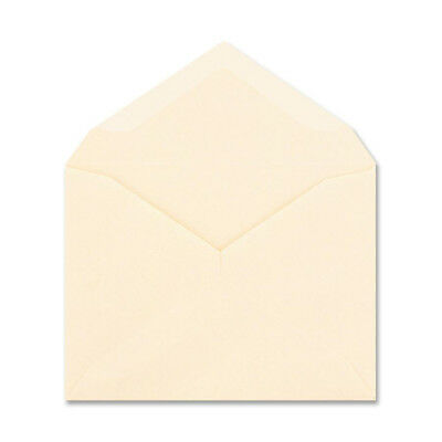 "Quality Park Invitation Envelopes No.5-1/2"" 4-3/8x5-3/4"" 24lb. 100/BX IY CO268"