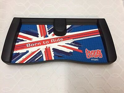 Lascal Buggy Board Maxi - Union Jack Edition - Board only - New - Spare Parts