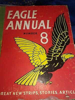 EAGLE Annual No 8