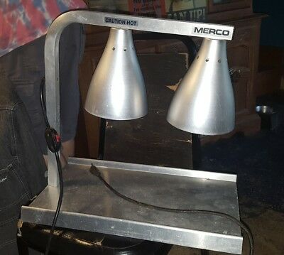C11 Merco B-2 Dual Bulb Lamp Food Warmer Deal!!!