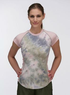 Capped Sleeve (Pink/ Camo)