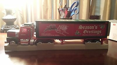 1998 Sears Limited Edition Truck, With Box And Inserts, Nm, Almost 19 Years Old!