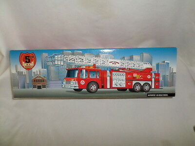 Texaco 95th Anniversary Edition Aerial Tower Fire Truck
