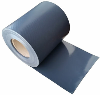 Screen Roll 35M Anthracite RAL 7016 0,7 kg/m ² Treble Crotchet Mat 20 Clips