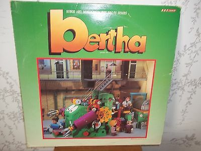 Bryan Daly - Bertha - Songs And Music From The BBC TV Series - UK Vinyl LP