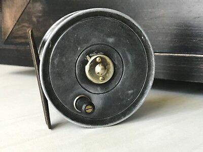 Vintage J.W. Young Fly Fishing Reel.