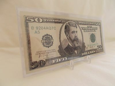 Breaking Bad - $50 Prop Money with Stand