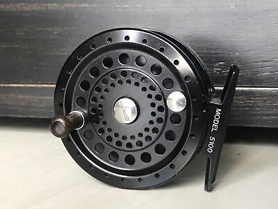 Sage Model 5100 Fly Fishing Reel. Made in USA.