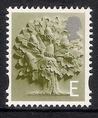 England 2003 EN8 E Regional Definitive stamp MNH