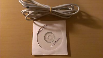 Automation Direct DL05 Programming Cable D2-DSCBL with Software and Manuals