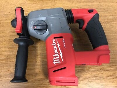 "Milwaukee M18 FUEL 1"" SDS Plus Rotary Hammer (TOOL ONLY) 2712-20"