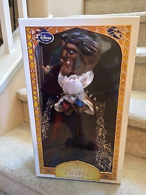 Disney Limited Edition Beauty And The Beast Doll