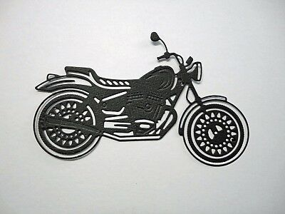 Motor Bike Die Cut - Pkt 6