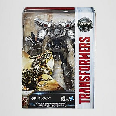 NEW Transformers The Last Knight Premier Voyager Grimlock