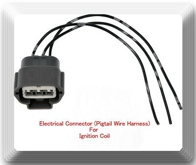 HYUNDAI KIA IGNITION Coil Extension Wire Harness Genuine OEM ... on