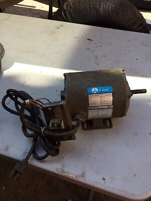 Delta Rockwell Drill Press Electric Motor
