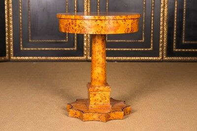 Extravagant Petite Side Table Table in the Biedermeier style