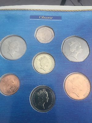 1988 United Kingdom Royal Mint Coin Collection