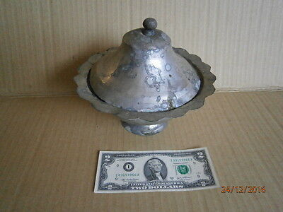 antique Ottoman copper Saha 18th century