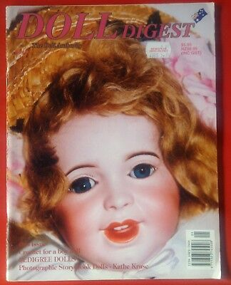 Australian Doll digest No 69  June/July 1997