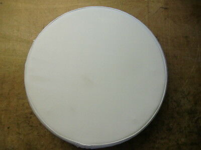 Plain White Scooter Wheel Cover (other colours available)