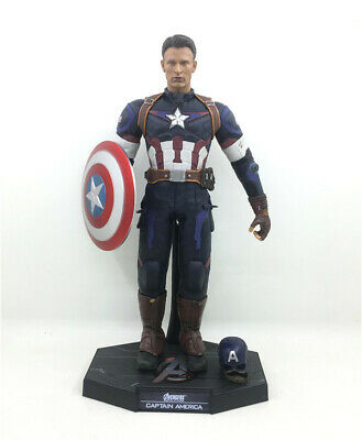 HC Toys   Avengers Age of Ultron Captain America 1/6 Scale Action Figure