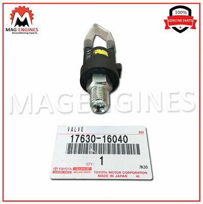 17630-16040 Genuine Oem Power Steering Pressure Air Control Valve 1763016040