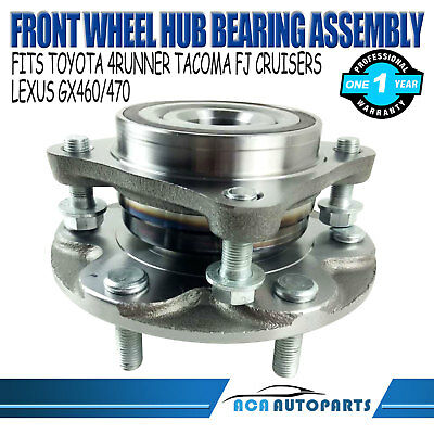 For TOYOTA TACOMA 2005-2015 4X4-FRONT WHEEL HUB BEARING ASSEMBLY KIT LEFT/ RIGHT