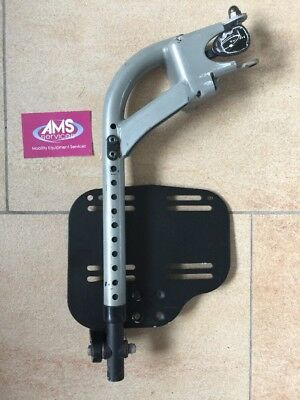 Sunrise Medical Quickie Salsa Electric Wheelchair Left Footrest - Parts