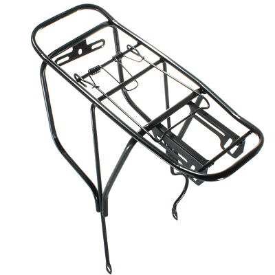 Universal Aluminum Alloy Bicycle Rear Rack MTB Saddle Quick Removal Pannier Seat
