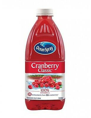 Ocean Spray Classic Cranberry Juice 1.5l