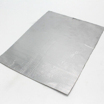 Heat Barrier Mat Turbo Exhaust Self Adhesive 538°C Heat Shield - Various Sizes
