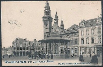 [AI480] Alost - La Grand' Place