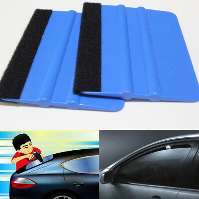 3M Scraper Car Bodywork Pad Pasting Tools Squeegee Film Wrap Panel Applicator ba