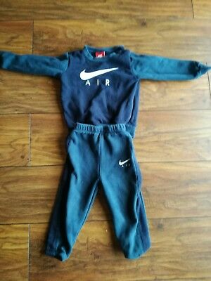 nike tracksuit 18-24 months