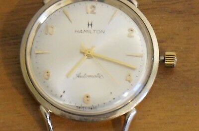 Alte Vintage Hamilton Automatic 10K gold filled