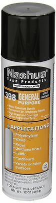 Nashua Low VOC General Purpose Spray Adhesive Clear Color - 1.0 Pounds Brand NEW
