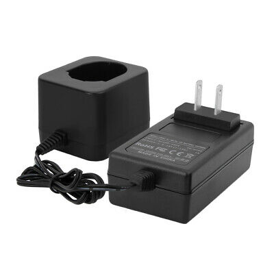 EU Adapter For Dewalt 3.6V 7.2V 9.6V 12V 14.4V 18V Ni-MH / Ni-Cd Battery Charger