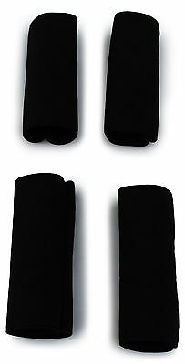 4x accordion strap buckle protector NEW black elastic avoid scratching your box
