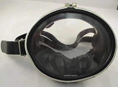 ViINTAGE FRENCH SCUBA DIVING MASK  - STABILIZATOR - MARIN - DISPLAY/COLLECTORS