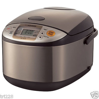 Zojirushi NSTSC18 10 Cups Micom Rice Cooker & Warmer NEW A18