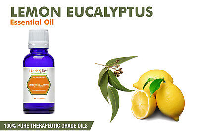 Lemon Eucalyptus Essential Oil 100% Pure Natural PREMIUM Therapeutic Grade Oils