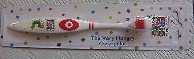 The Very Hungry Caterpillar - Toothbrush - New .....